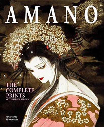 9780060567637: Amano: The Complete Prints of Yoshitako Amano