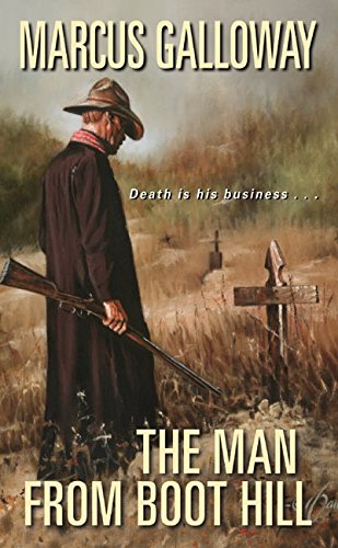 9780060567682: The Man From Boot Hill