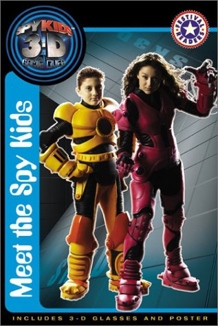 9780060567774: Spy Kids 3-D: Meet the Spy Kids