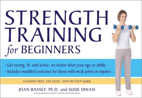 9780060568184: Strength Training for Beginners