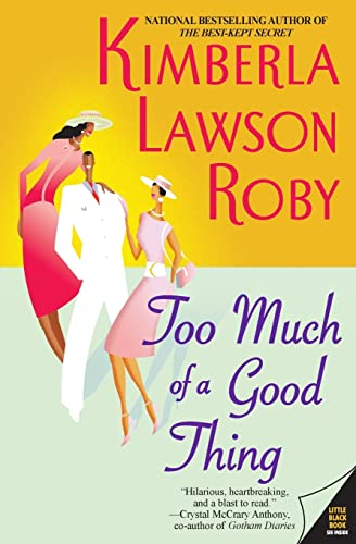 9780060568504: Too Much of a Good Thing (The Reverend Curtis Black Series)