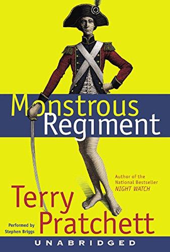 9780060569969: Monstrous Regiment