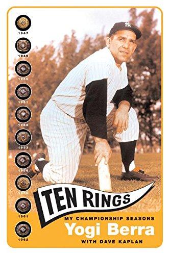 9780060570026: Ten Rings: My Championship Seasons