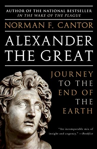 9780060570132: Alexander the Great: Journey to the End of the Earth