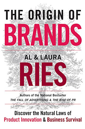 9780060570149: The Origin Of Brands: Discover The Natural Laws Of Product Innovation And Business Survival