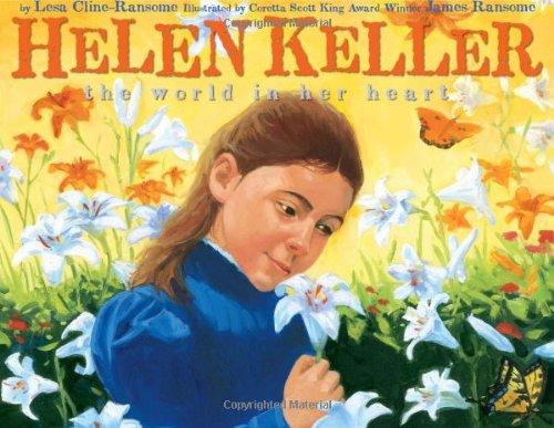 9780060570743: Helen Keller: The World in Her Heart