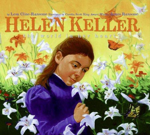 9780060570750: Helen Keller: The World in Her Heart