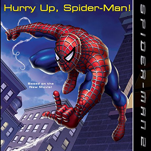 9780060571375: Spider-Man 2: Hurry Up, Spider-Man!
