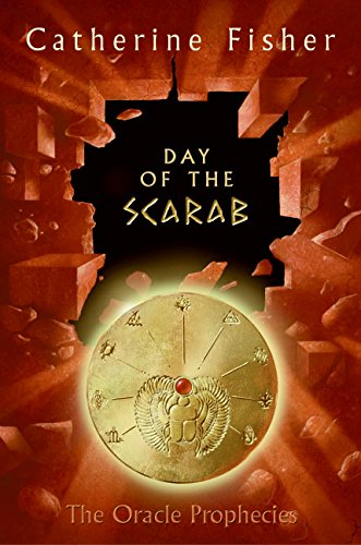 9780060571634: Day of the Scarab: Book Three of The Oracle Prophecies
