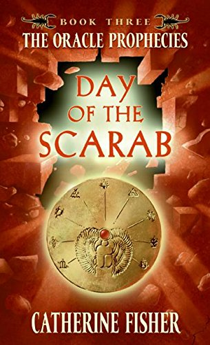 9780060571658: Day of the Scarab: Book Three of The Oracle Prophecies