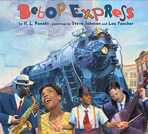 9780060571917: Bebop Express