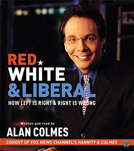 9780060572242: Red, White & Liberal CD