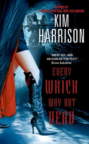 9780060572990: Every Which Way But Dead (The Hollows, Book 3)