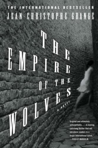 9780060573669: The Empire of the Wolves: A Novel