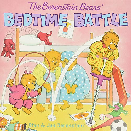 9780060573812: The Berenstain Bears' Bedtime Battle