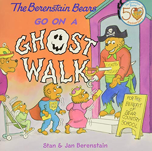 9780060573836: The Berenstain Bears Go on a Ghost Walk