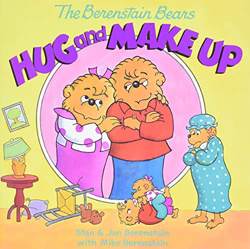9780060573850: The Berenstain Bears Hug and Make Up