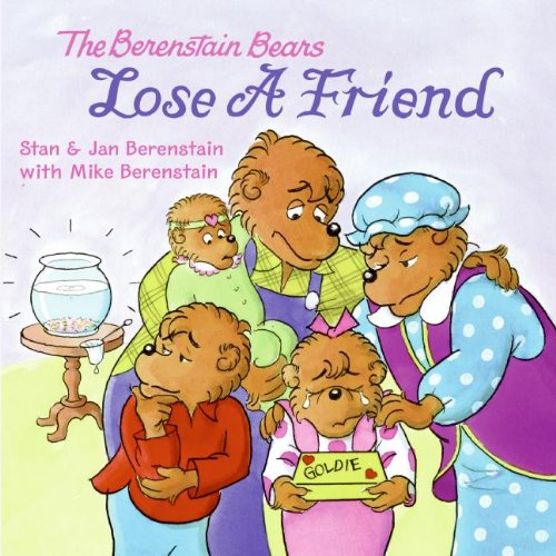 9780060573898: The Berenstain Bears Lose a Friend (Berenstain Bears (8x8))