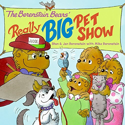 9780060573904: The Berenstain Bears' Really Big Pet Show