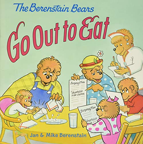 9780060573935: The Berenstain Bears Go Out to Eat