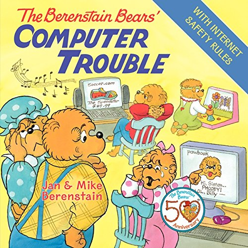 9780060573942: The Berenstain Bears' Computer Trouble