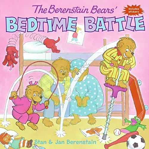 9780060573973: The Berenstain Bears' Bedtime Battle