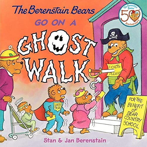 9780060573997: The Berenstain Bears Go on a Ghost Walk