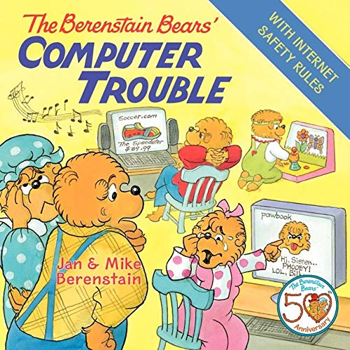 9780060574109: The Berenstain Bears' Computer Trouble