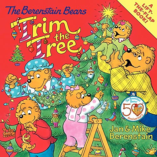 9780060574178: The Berenstain Bears Trim the Tree