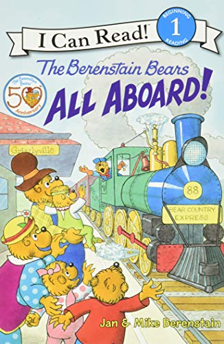 9780060574185: The Berenstain Bears: All Aboard! (I Can Read Level 1)