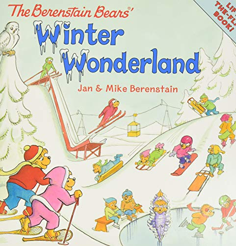 9780060574277: The Berenstain Bears' Winter Wonderland (Berenstain Bears (8x8))