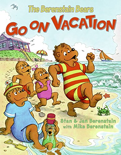 9780060574314: Berenstain Bears Go on Vacatio (Berenstain Bears (Harper Hardcover))