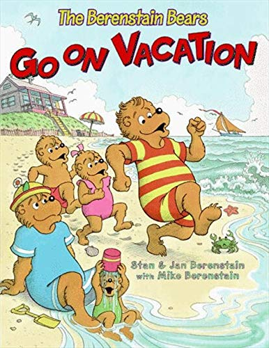9780060574338: The Berenstain Bears Go on Vacation
