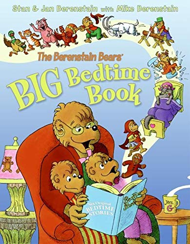9780060574345: The Berenstain Bears' Big Bedtime Book
