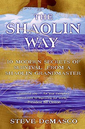 9780060574567: Shaolin Way: 10 Modern Secrets for Survival from a Shaolin Grandmaster