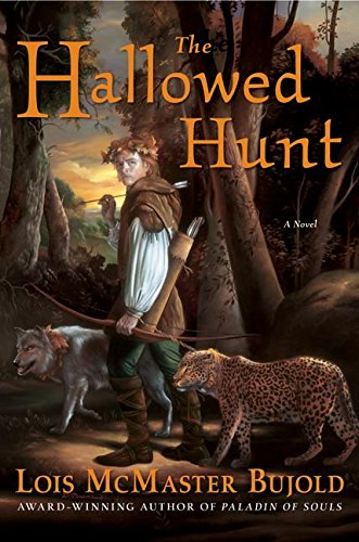 9780060574628: The Hallowed Hunt