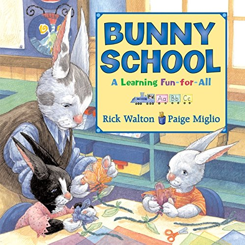 9780060575083: Bunny School: A Learning Fun-for-All
