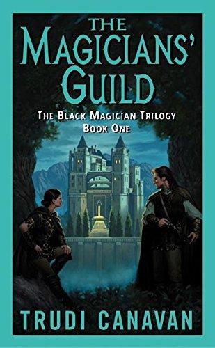 9780060575281: The Magicians' Guild: The Black Magician Trilogy Book 1