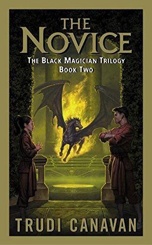 9780060575298: The Novice (The Black Magician Trilogy, Book 2)