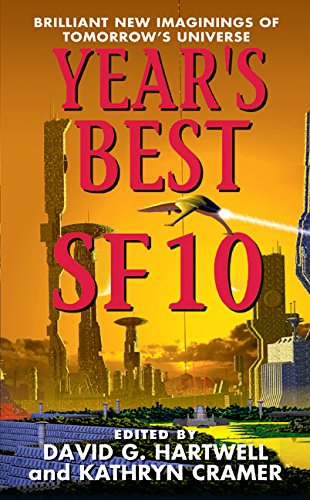 9780060575618: Year's Best SF 10 (Year's Best SF (Science Fiction))