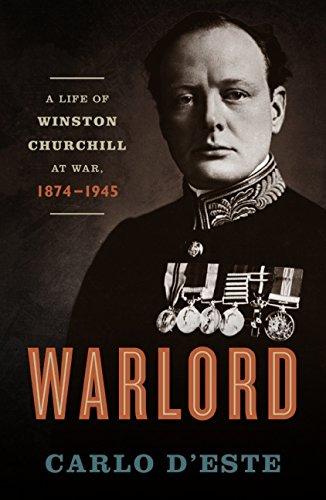 9780060575731: Warlord: A Life of Winston Churchill at War, 1874-1945
