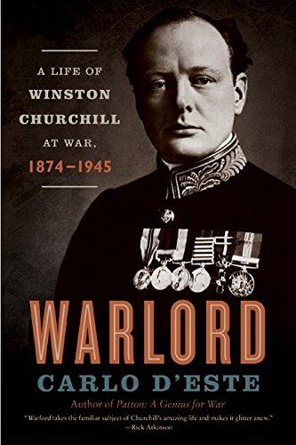 9780060575748: Warlord: A Life of Winston Churchill at War, 1874-1945