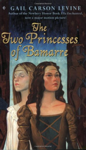 9780060575809: Two Princesses of Bamarre, The
