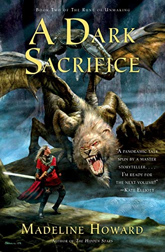 9780060575922: A Dark Sacrifice: Book Two of The Rune of Unmaking