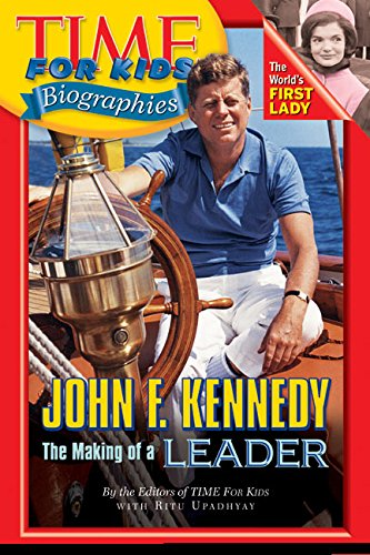 9780060576028: John F. Kennedy: The Making of a Leader