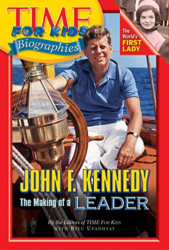 9780060576035: John F. Kennedy: The Making of a Leader