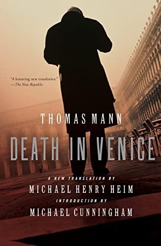 Death in Venice: Thomas Mann