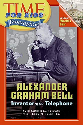 9780060576189: Alexander Graham Bell: Inventor of the Telephone (Time for Kids Biographies)