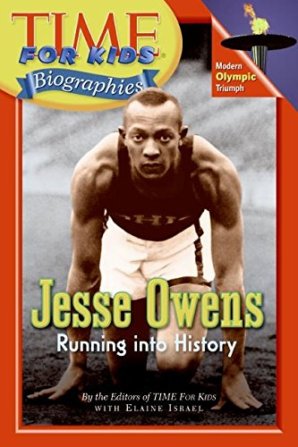 9780060576202: Jesse Owens: Running Into History (Time for Kids Biographies)