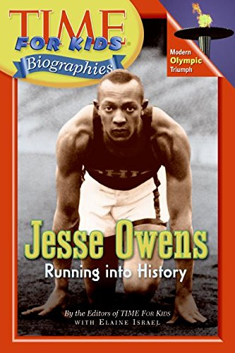 9780060576219: Jesse Owens: Running Into History (Time for Kids Biographies)